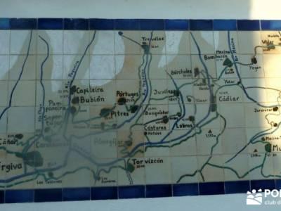 Alpujarras Granadinas [Puente de Reyes] rutas senderismo valencia rutas valencia senderismo senderis